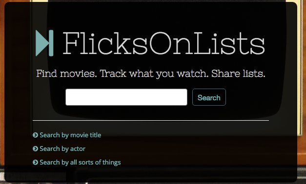 flicks-onlists